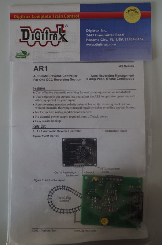 Automatic Reverse Controller