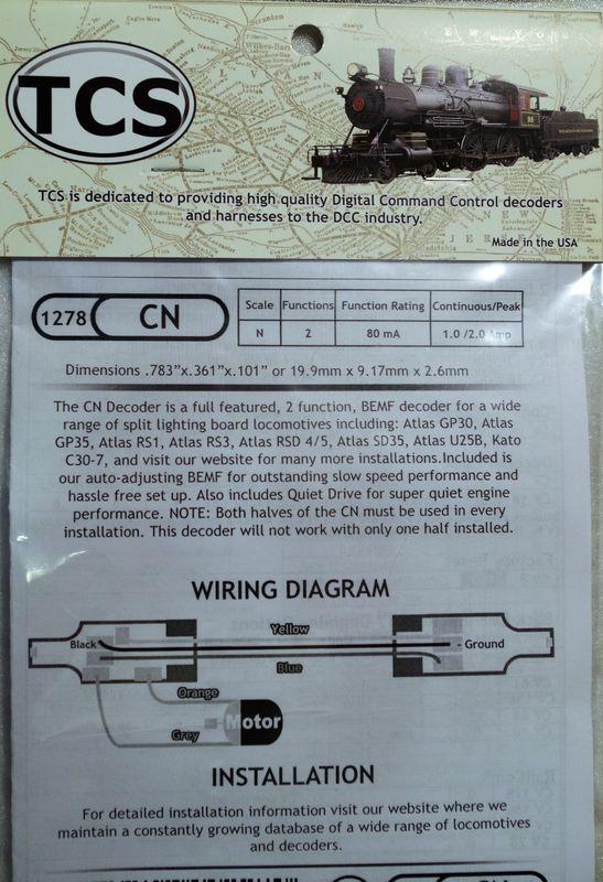 CN N scale decoder