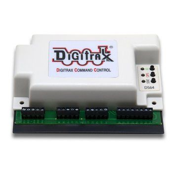 DS64 Decoder Turnouts 8 inputs