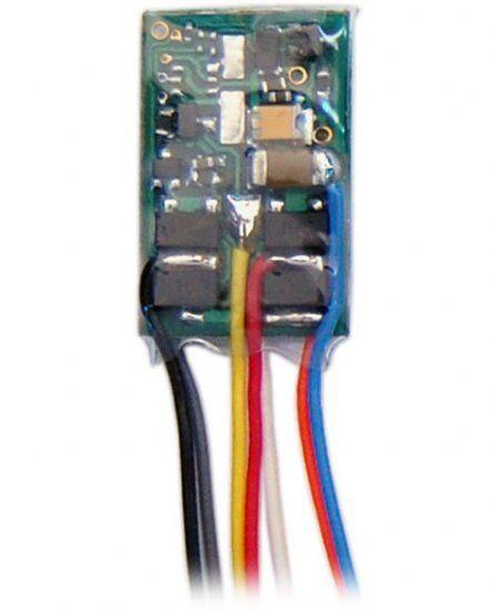 M1 Micro 2 function decoder