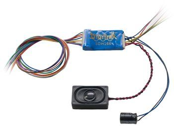 SDH166D Motor and function decoder 20022