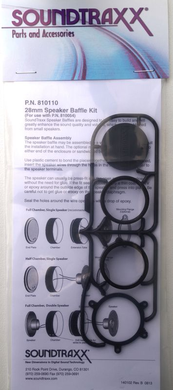 STX 810110 26mm Baffle Kit 1