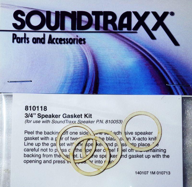 STX 810118 Gasket kit speaker 20mm Pkg of 4 1