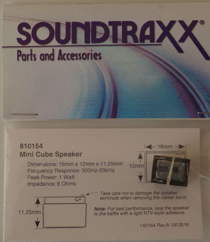 STX 810154 Mini Cube 16mmx12mmx1125
