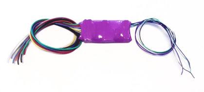 TSU 2200 2amp Diesel digital EMD Set6 function universal sound decoder