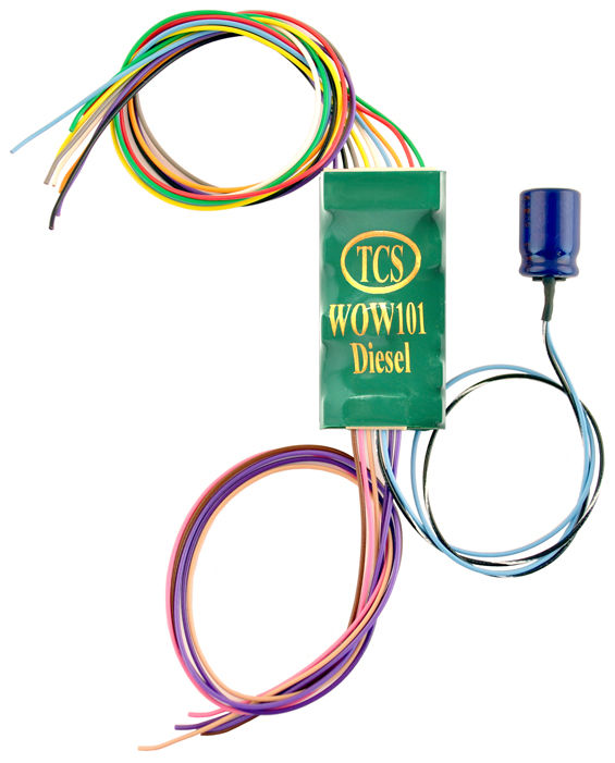 WOW 101 Diesel EMD ALCOGE Baldwin et al