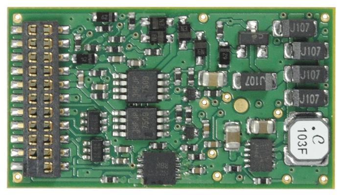 WOW 121 Diesel 4 function  21 pinplugin diesel sound decoder