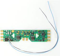 A4X-KA Full featured, 4 function drop-in decoder with Keep Alive connections
