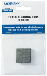 Bachmann Replacement pads for track Cleaning Car