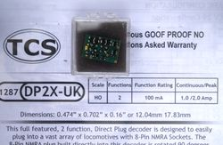 DP2X UK 13amp plug n play decoder