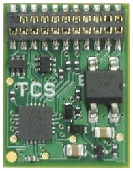 EU821 21 Pin decoder with 8 Functions
