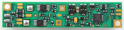 IMF4 4 function BEMF decoder is for the N-Scale Intermountain F3A/B, F7A/B and F