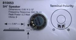 STX 810053 20mm round speaker 3