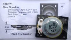 STX 810078 28mm round speaker 3