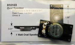 STX 810103 40mm x 20mm oval speaker 3