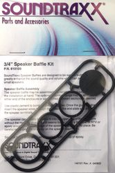 "Baffle Kit 20mm (0.75"") Speaker"