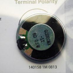 STX 810114 30mm round speaker 3