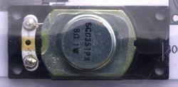 Speaker Oval  35mm x 16mm 138 x 063