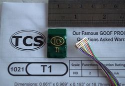 T1 Two Function decoder with wire harness