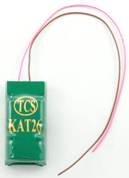 KAT26 - 6 function, harnessed decoder with a built in Keep-Alive™.