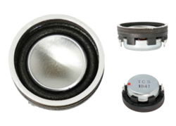 TCS:1694 Speaker 28mm High Bass Round 4W WOW Speaker