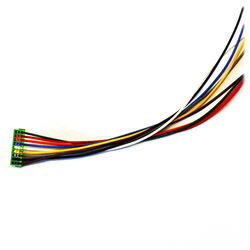 Power Wiring Harness, Steam and Diesel, 9 PIN JST