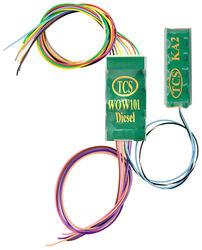 WOW101-Diesel-KA EMD, ALCO, GE, Baldwin et. al. sound with Keep Alive device