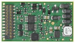 WOW121-Diesel,  4-function, 21-Pin, Plugin diesel sound decoder.
