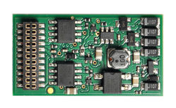 WOW121-Steam, 21 pin, 6 function WOWSound decoder with 21 pin plug