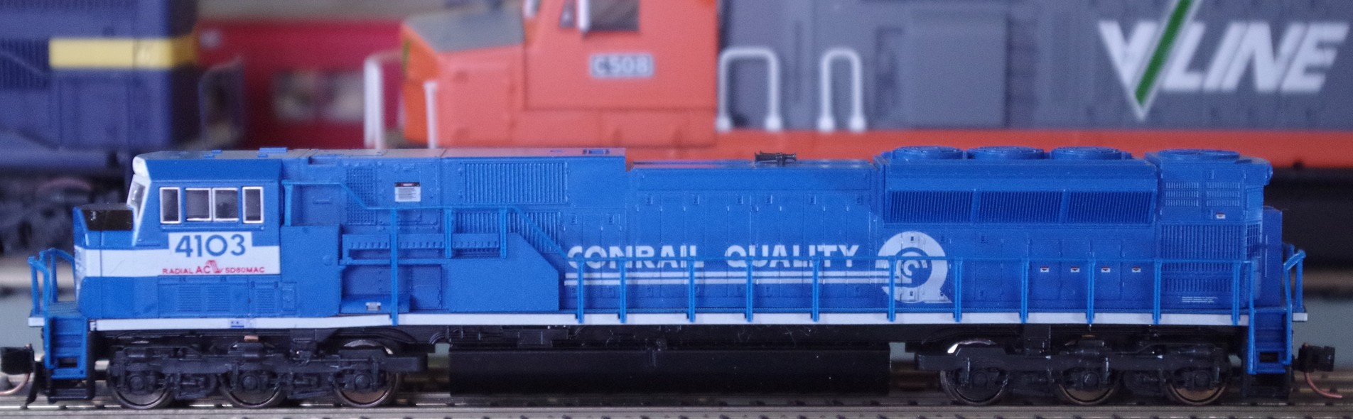 and even N Scale