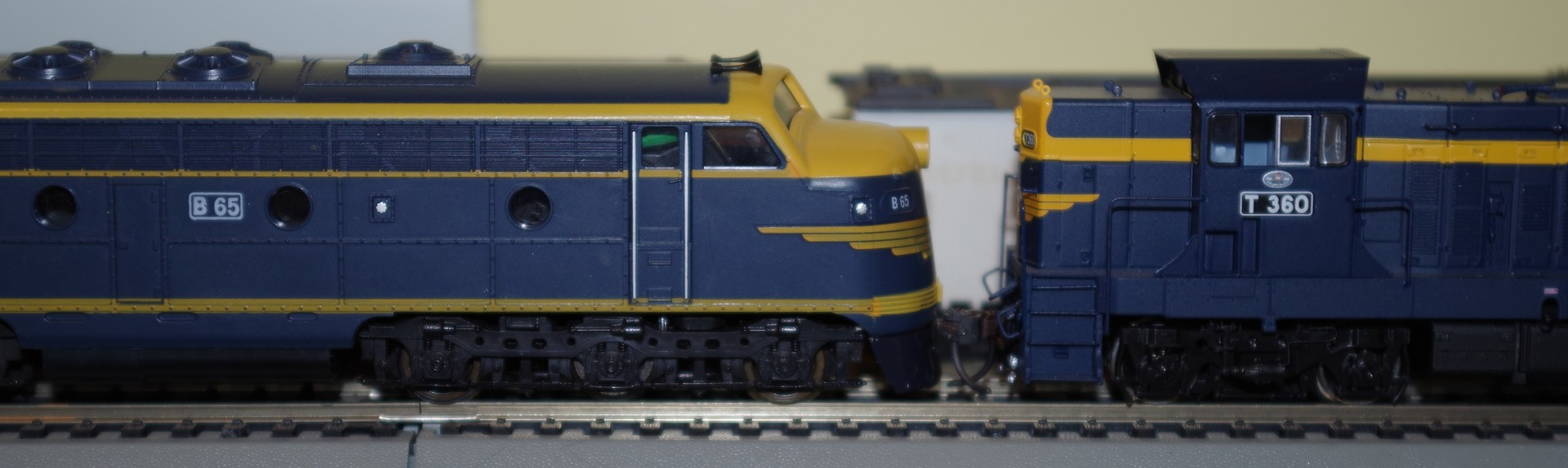 to HO Scale